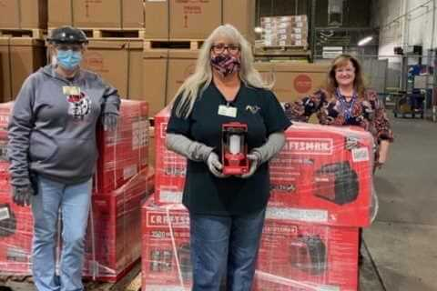 Helping our own, tornado relief