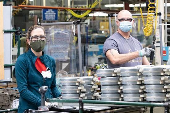 Roper Manufacturing Plant